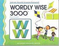 Wordly Wise 3000 : Book 1 Systematic, Sequential Vocabulary Development, Pape...