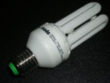 20w E27 fluorescent energy saver lamp Megaman 8000 hour 2700K warm white pack 5