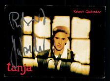 Robert Glatzeder Tanja Autogrammkarte Original Signiert # BC 77557