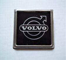 Vintage Classic Volvo 244 DL Emblem Badge 244DL 1977 Jubilee 240 Grille Original