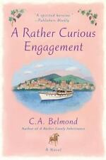A Rather Curious Engagement (PENNY NICHOLS)-ExLibrary
