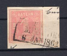 Bayern 3 herrliches gest. Luxusbriefstück (A5995