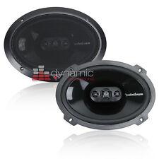 "RockFord Fosgate P1694 Car Audio 6""x9"" 4-Way Punch Full Range Coaxial Speaker"