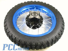 "12"" REAR RIM WHEEL SDG COOLSTER TAOTAO 107 125 PIT BIKE P WM09B"