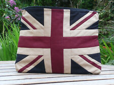 UNION JACK iPAD/TABLET BAG with CROSS BODY STRAP
