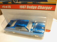 HW classics series 1  #5 1967 DODGE CHARGER blue