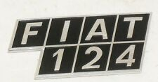 Emblem Fiat 124 / 4251370 Original