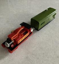 Thomas & Friends Trackmaster HARVEY Motorized Electric Toy Train