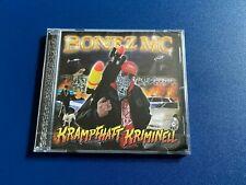 Bonez MC - Krampfhaft Kriminell ? Hip Hop CD ? Deutschrap Album