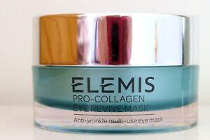 Elemis Pro Collagen Eye Revive Mask 15ml New