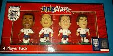 England Corinthian Football Figures