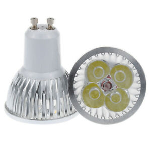 Downlighter Lamps Dimmable 15W GU10 4000K White