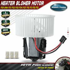 HVAC Blower Heater Motor for BMW F01 F02 F03 F04 F07 F10 F11 F12 F13 700294