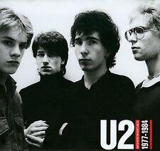 U2 - 1977 - 1984 (Limited Edition Box Set) - 6 CDs Used Near MINT