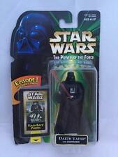 STAR WARS THE POWER OF THE FORCE DARTH VADER ACTION FIGURE TOY COLLECTIBLE 1998