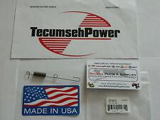 Tecumseh engine governor spring 36710  OHH50/55/60 OHSK55  snowblower  GENUINE!