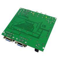 GBS8220 Arcade Game CGA/YUV/EGA/RGB Signal to VGA HD Video Converter Board Z7I5