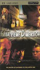 """UMD VIDEO PSP """"La Quatrième Dimension"""" (2 films:LE CINEMA+OU SONT LES MORTS)NEUF"""