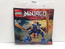 LEGO 30292-Ninjago Jay Nano Mech/sacchetto di plastica