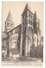 paray-le-monial   la basilique du sacré-coeur  ..