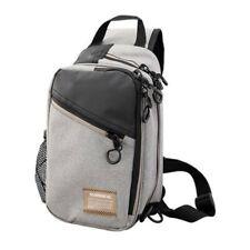 SHIMANO Sling Shoulder bag Melange Beige Medium BS-025Q Fishing bag