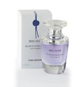Yves Rocher Iris Noir eau de parfum women 30 ml last extremely rare collectible