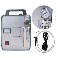 400W HHO Gas Wasser Wasserstoff Flamme Generator Acryl Schweißgerät + Torch