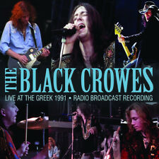 The Black Crowes : Live at the Greek 1991: Radio Broadcats Recording CD (2014)