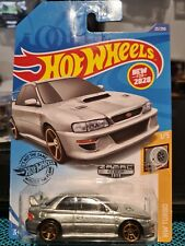 HOT WHEELS ZAMAC 98 SUBARU IMPREZA 22B STI VERSION
