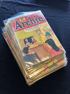 20 Vtg Archie Comics Life With Archie, Archie & Me, Pals & Gals 12 15 Cent Lot