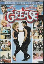 Grease Rockin' Rydell Edition DVD John Travolta Olivia Newton-john