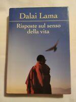 LIBRO RISPOSTE SUL SENSO DELLA VITA - DALAI LAMA