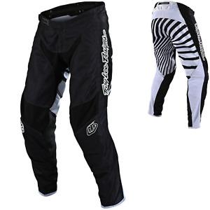 Troy Lee Designs GP AIR Pants TLD MX Motocross Dirt Bike Atv Gear DRIFT WHITE 34