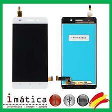 PANTALLA COMPLETA LCD TACTIL PARA HUAWEI ASCEND G PLAY MINI HONOR 4C BLANCO