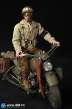 DID 1/6 Action Figure WWII US 2nd Armored Division Military Police Bryan 80116