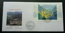 Germany Black Forest 2006 Tree Park Mountain Nature (miniature FDC)