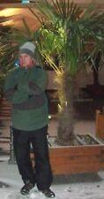 2 Hanf- Palmen Pflanzen für den Balkon Garten winterhart blühend schnellwüchsig