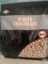 White Chocolate & Coconut Creme, Carp Fishing Bait ,50X10mm Boilies
