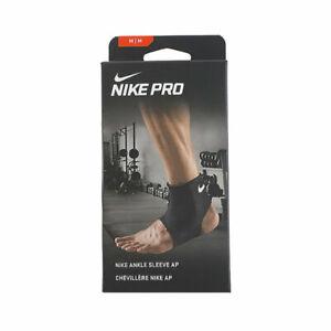 Nike Pro Ankle Sleeve Black AC2508-010