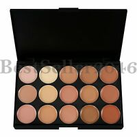Face Contour Kit Highlighter Makeup Kit 15 Colour Cream Concealer Palette