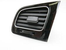 Original Decor Air Vent Left Armaturenbrettschwarz Gloss VW Golf 7 VII 0.2oz