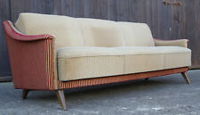 60er Vintage Daybed Mid-Century Sofa Retro Club Couch Lounge Schlafsofa Danish