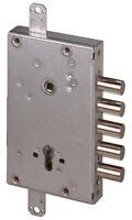 serratura per porte blindate Cisa 56505.48B da applicare a profilo europeo
