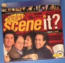 NEW NIB Game Seinfeld Scene it ? Trivia  DVD Game  with Clips from Show