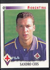 Panini Calciatori Football 1997 Sticker, No 119, Fiorentina - Sandro Cois