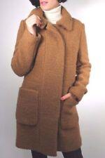Cappotti e giacche da donna marrone con bottone, taglia 40