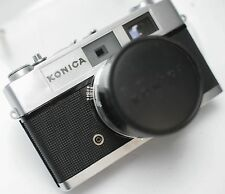 Konica Auto S2 35mm Film Rangefinder Camera Hexanon 45mm F1.8 Lens - Needs CLA