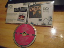 RARE WEST GERMANY TARGET LABEL inxs CD The Swing SMOOTH CASE Michael Hutchence !