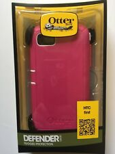 OtterBox Defender HTC First white / pink 77-27984 NEW