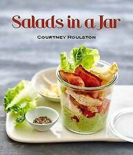Salads in a Jar by Courtney Roulston (Hardback, 2015)
